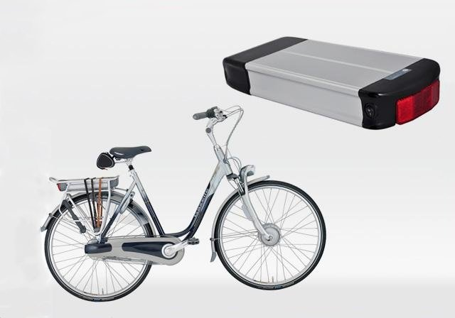 China customized 48V Rechargeable E-bike Lithium Battery Li-ion Battery