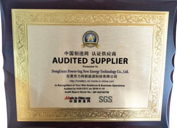 Company Through The SGS Company Field Inspection Certification