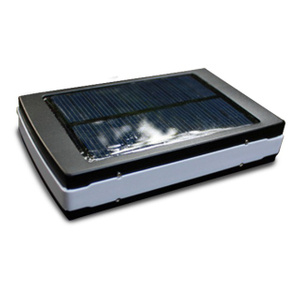 Solar Energy and Lighting Power Bank for Mobile Phone
