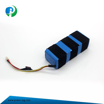 China Customized 24V Li-ion Battery Lithium Battery Packs for Monocycle