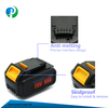 China 18V5AH High Quality Rechargeable Li-ion Battery Lithium Battery for Power Tools