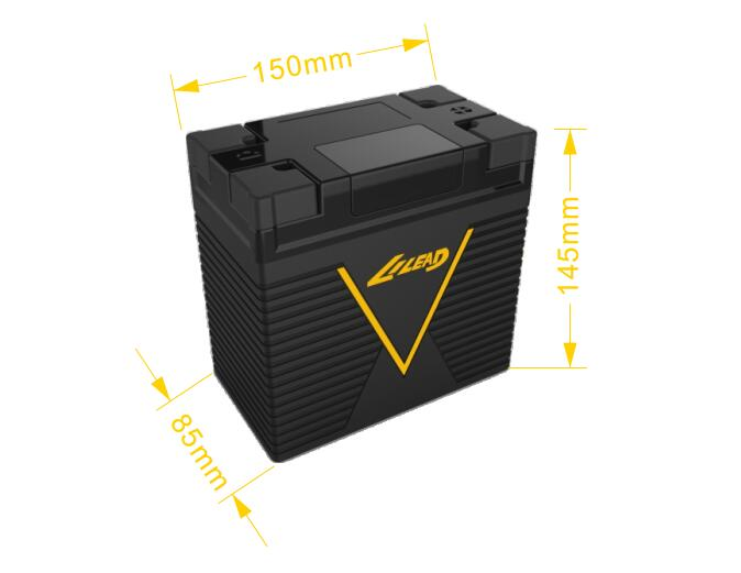 2018 New Style High Quality Auto Jump Starting Lithium Battery Li-ion Battery